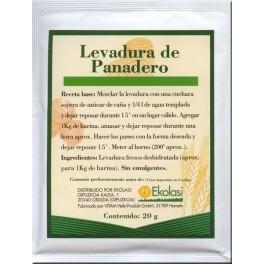 LEVADURA DE PANADERO EKOLASI