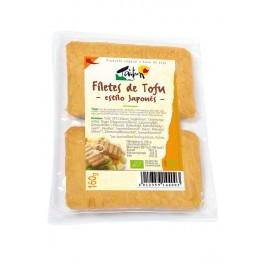 Filetes de Tofu Estilo Japonés Bio 160g Taifun