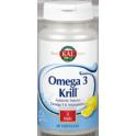 Krill Omega 3-500 mg  60...
