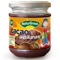 Crema de Avellanas Cacao...