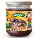 Crema de Sésamo Cacao Tarro...