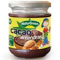 Crema de Almendras Cacao...