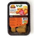 Croquetas vegetales de Mijo...