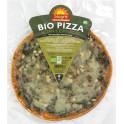 Pizza espinacas, piñones y...