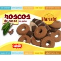 Roscos de cacao SIN gluten...