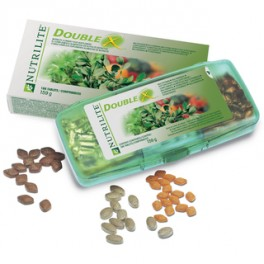 Complemento Alimenticio Multivitamínico/ Multimineral/ Fitonutriente DOUBLE X™ - NUTRILITE™ 186 comprimidos