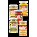 VITAM - Hummus de judia roja BIO 125 gr (VEGANO)