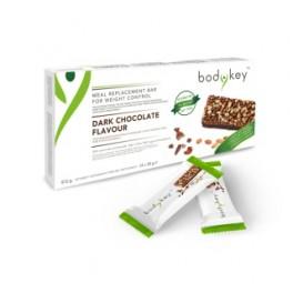Barrita Sustitutiva de la Comida bodykey Chocolate Negro - NUTRILITE
