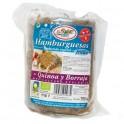 Hamburguesa  Quinoa-Borraja...