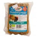 Hamburguesa  Tofu y Algas...