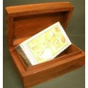 Caja madera con...